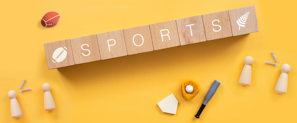 SPORTS - スポーツ
