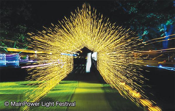 MainPower Light Festival