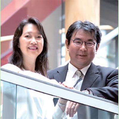 Jeanette Shimazaki & Kazu Shimazaki