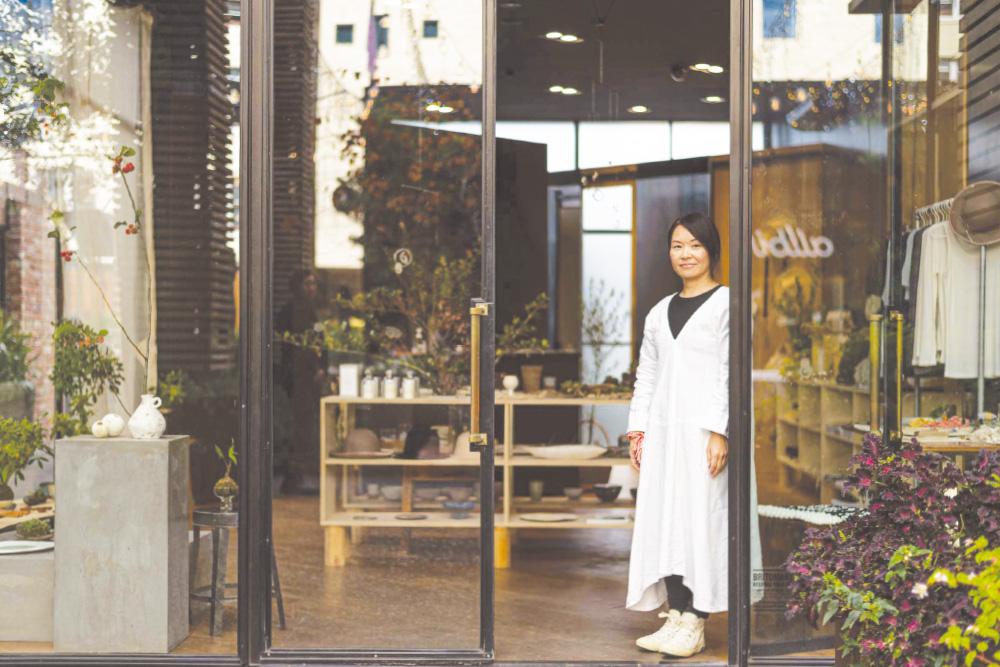 メリノウールブランド『YARN』創業者 下山陽子さん